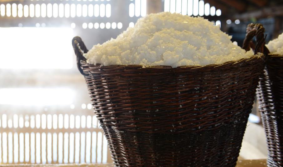 Uraffineret salt fra Læsø Saltsyderi