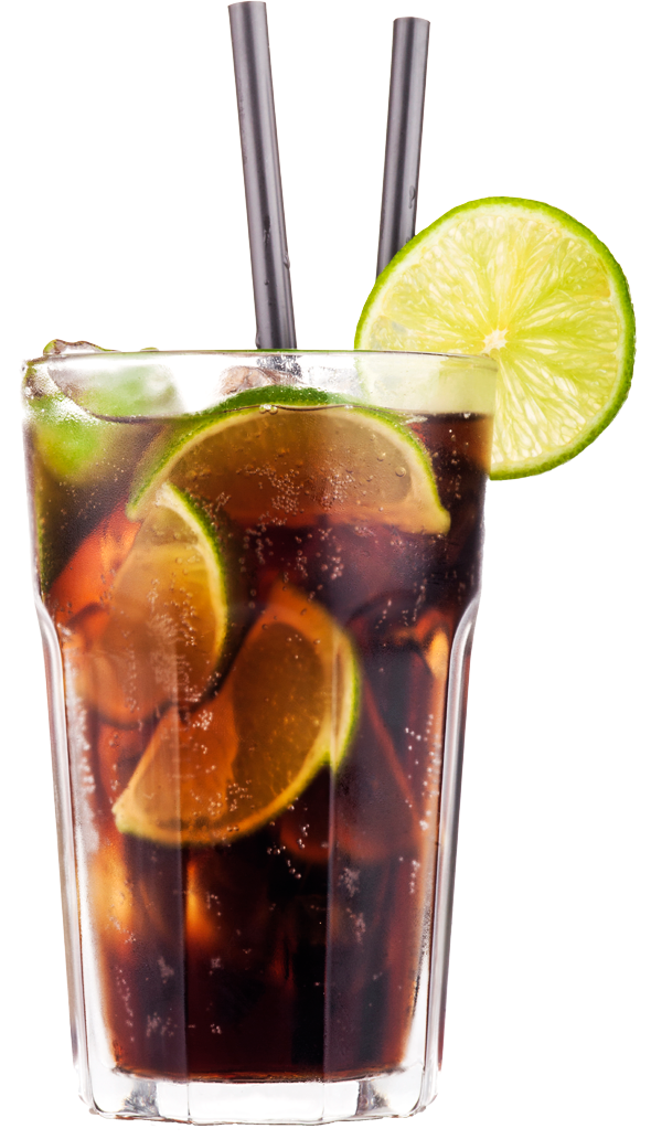 Cola Ginger drink