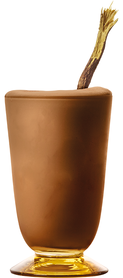 Dark and Creamy drink