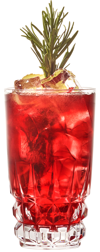 Cranberry Twist drink