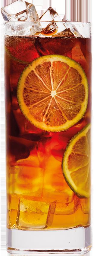 Raw Orange drink