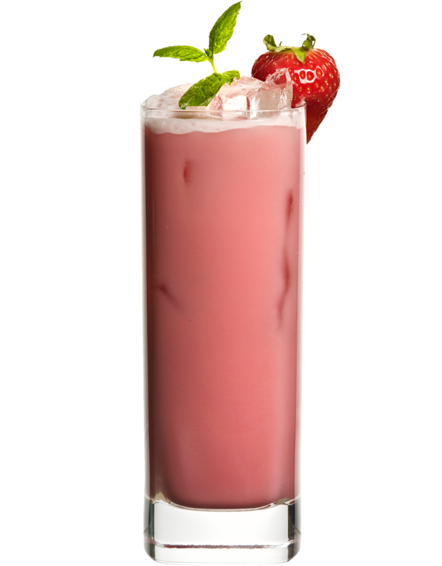 Strawberry Delight drink