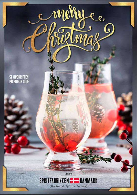 Drinksinspiration til jul og nytår